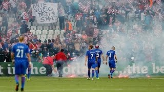 Euro-2016: Croatian coach calls supporters sports terrorists