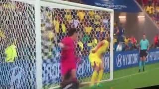 Sadiku Goal-Uefa Euro 2016 Romania 0-1Albania