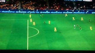Romania - Albania 0-1 UEFA Euro Goal Sadiku