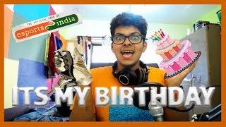 Its (was) My Birthday - A Step Towards E-Sports - English Subtitle [HINDI 4/5]