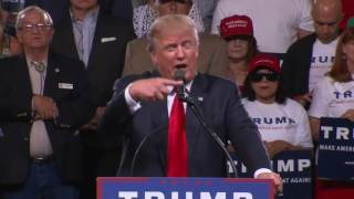 Trump: Armed Reveler Could Have Stopped Shooter