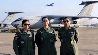 IAF give wings to first batch of female fighter pilots