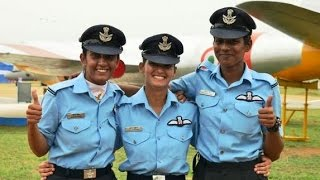 A glance at the first three IAF women fighter pilots