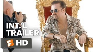 David Brent: Life on the Road Official International Trailer #1 (2016) - Ricky Gervais Movie