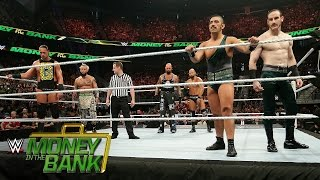 WWE Tag Team Title Fatal 4-Way Match: WWE Money in the Bank 2016 on WWE Network