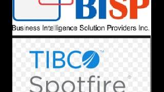 TIBCO Spotfire Demo Session
