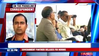 Government Introduces 100% FDI in Defence : Modi FDI Reforms