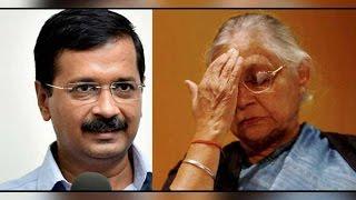 Arvind Kejriwal, Sheila Dikshit booked in DJB water tanker scam