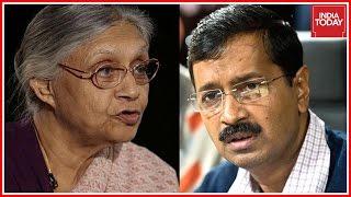 FIR Filed Against Arvind Kejriwal & Sheila Dikshit In The Water Tanker Scam