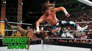 Dolph Ziggler vs. Baron Corbin: WWE Money in the Bank 2016 on WWE Network