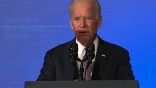 Biden Rebukes Trump's Stance on Foreign Policy