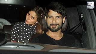 Kareena & Shahid PARTY Late Night With Karan Johar