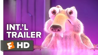 Ice Age: Collision Course Official International Trailer #2 (2016) - Ray Romano, Simon Pegg
