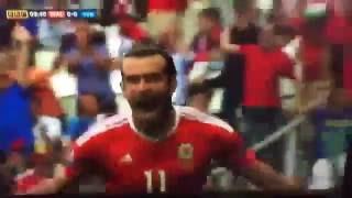 Germany vs Northern Ireland 1- 0 Mario Gomez Goal Uefa Euro 2016