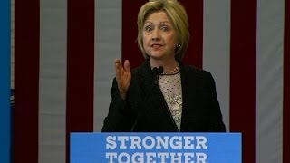 Clinton on Economy: Trump 'Reckless, Careless'