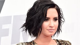 Demi Lovato Announces She's Leaving Social Media.On Social Media