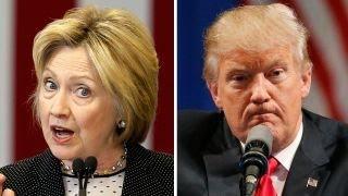 Clinton predicts dire economic turn if Trump wins presidency
