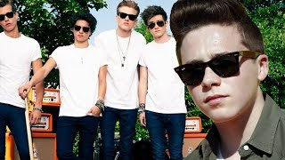 Brooklyn Beckham To Rap On 'The Vamps' New Album!