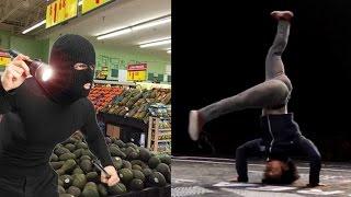 Craziest Break Dancing Ever! Avocado Criminals! (WEIRD THIS WEEK)
