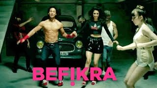 Befikra Song | Tiger Shroff And Disha Patani | Full Song Teaser