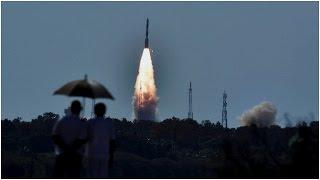 ISRO puts 20 satellites into orbit in one launch