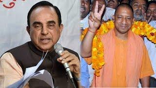 Subramanian Swamy backs Yogi Adityanath's attack on Mother Teresa