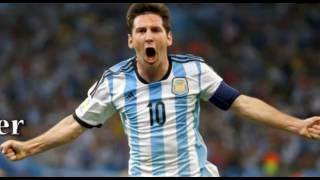 Messi becomes Argentina's all time top goal scorer'