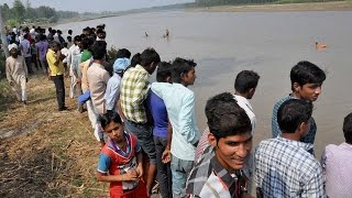 Ganga: Seven people drown while taking selfie at 'Death Point'