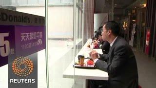 McDonald's China stores get bids