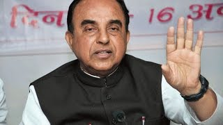 Subramanian Swamy To 'Suspend' Demand For Sacking Arvind Subramanian | Video Footage