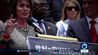 Pelosi: Sit-in will go on until gun bill discussed