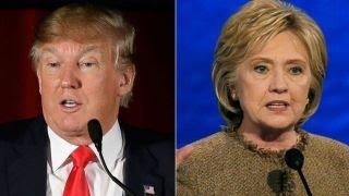 Trump and Clinton's attack politics intensify