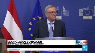 """Brexit: final warning from Brussels against """"Leave Vote"""" , """"out is out"""" says Juncker"""