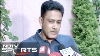 Anil Kumble Indian Coach: Great to be back in Indian dressing room: Anil Kumble