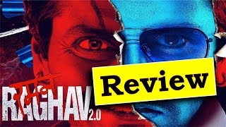 Raman Raghav Full Movie Review - Nawazuddin Siddiqui, Vicky Kaushal and Anurag Kashyap