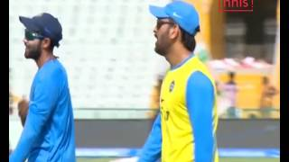 Another Records Come Dhoni's Way, Equals Ponting Feat