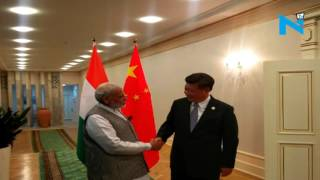 PM Modi meets Chinese President Xi Jinping, seeks NSG supports