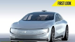 LeEco LeSEE Concept | First Look | Autocar India