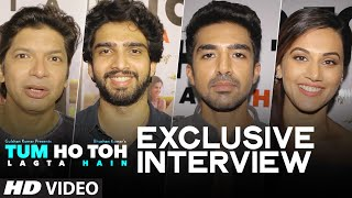 In Conversation With Tum Ho Toh Team:  Amaal Mallik, Shaan, Taapsee Pannu, Saqib Saleem