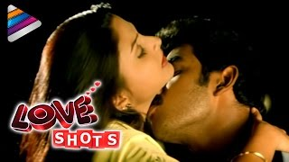 Telugu Movie Love Scenes | Best Romantic Scenes | Love Shots - 605