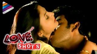 Telugu Movie Love Scenes | Best Romantic Scenes | Love Shots - 605