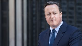 British PM David Cameron Announces Resignation After Brexit Vote