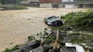 14 Dead in West Virginia Flooding, Homes Damaged