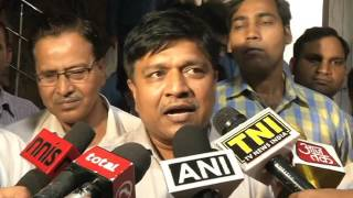 AAP MLA Rajender Gautam Briefs Media on attacking AAP Councillor Rakesh Kumar