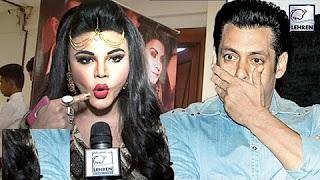 Rakhi Sawant's DUMB Reaction On Salman Khan 'Raped Woman' Comment