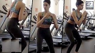 Deepika Padukone's HOT 'XXX' Workout Video
