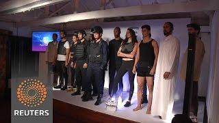 Bulletproof fashion in Colombia