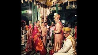 27th King of Mysore's Wadiyar dynasty Yaduveer ties knot
