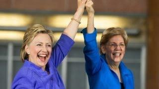 Will Warren's appeal help Clinton with Sanders supporters?