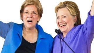 Elizabeth Warren: Clinton's secret weapon on Trump
